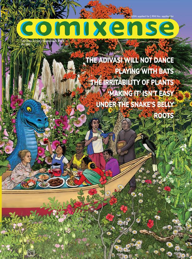 Volume 1 Issue 2 July-September 2021